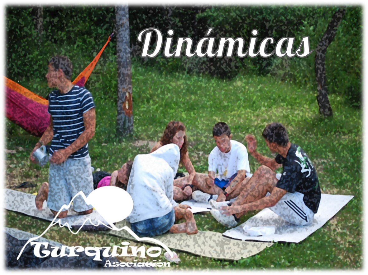 Dinámicas del campamento de verano Turquino
