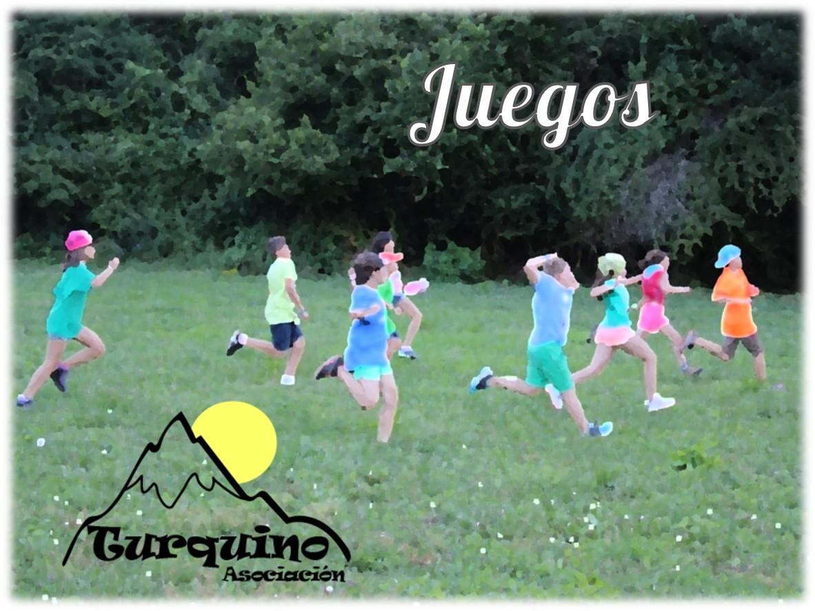 Juegos en campamento de verano Turquino
