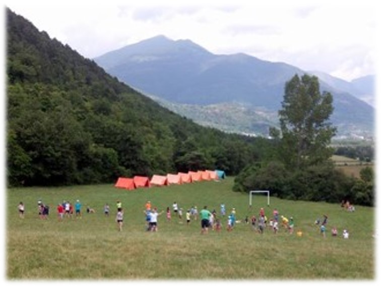 Campamento Turquino