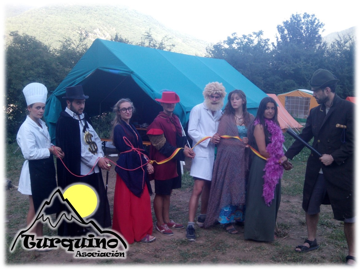 Campamento Turquino 2015 | Sherlock Holmes