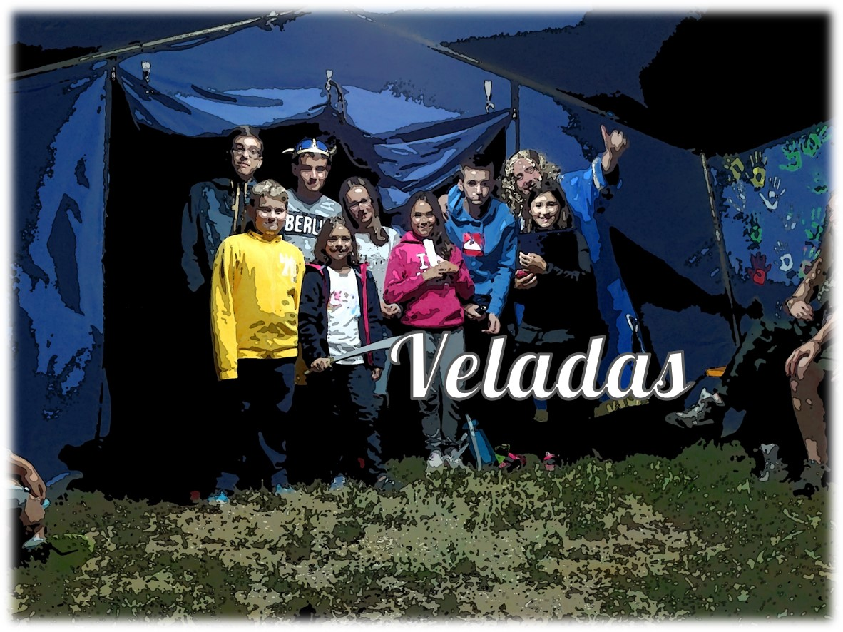 Veladas en en campamento de verano Turquino