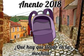 mochila Anento- Asociacion Turquino