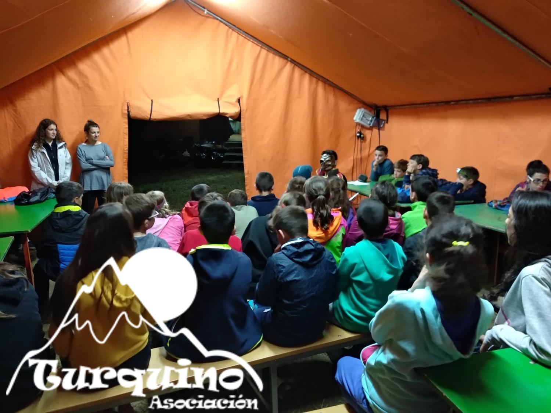 Campamento Turquino 2018