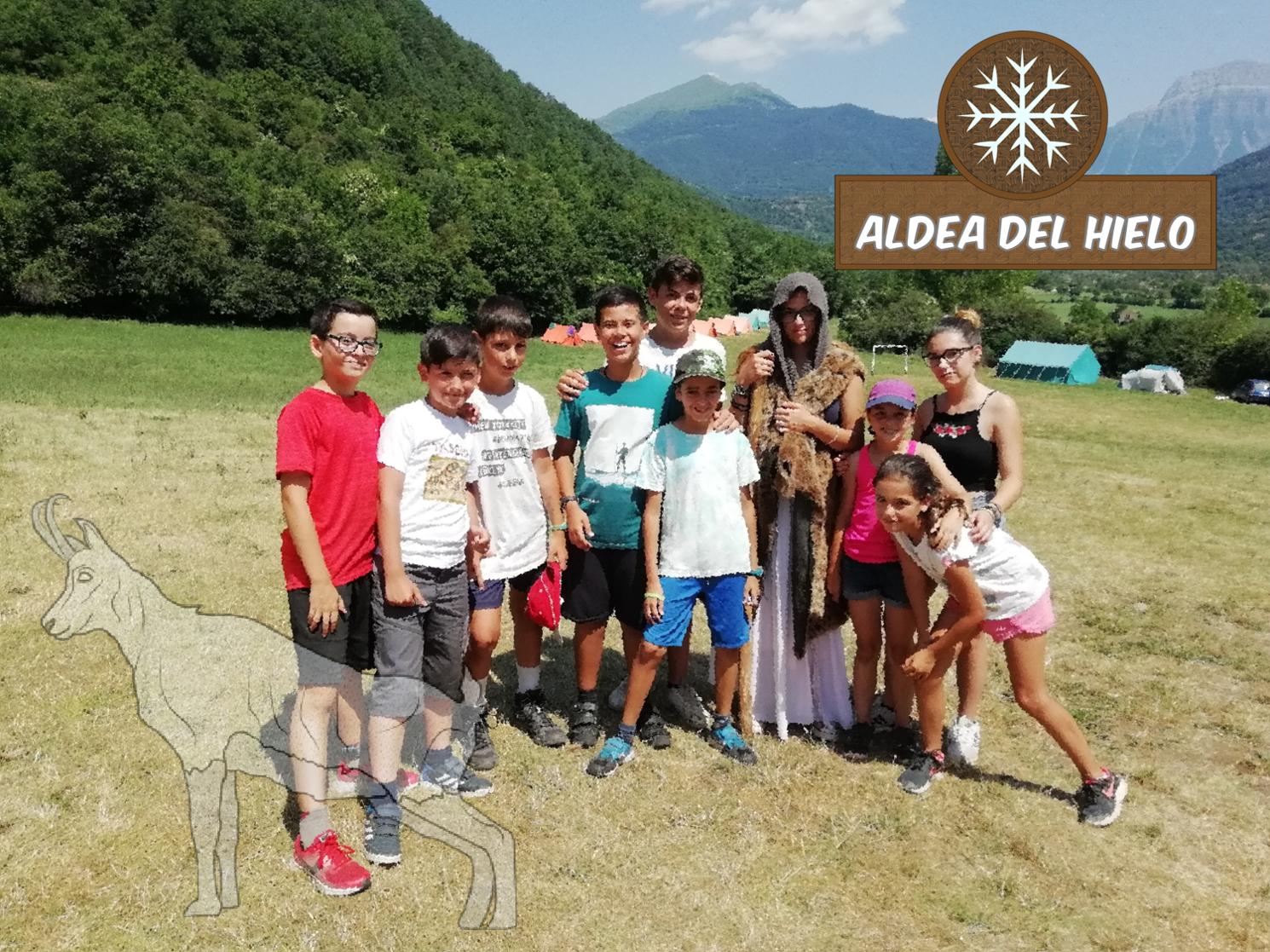 Aldea del hielo | Campamento Turquino 2018