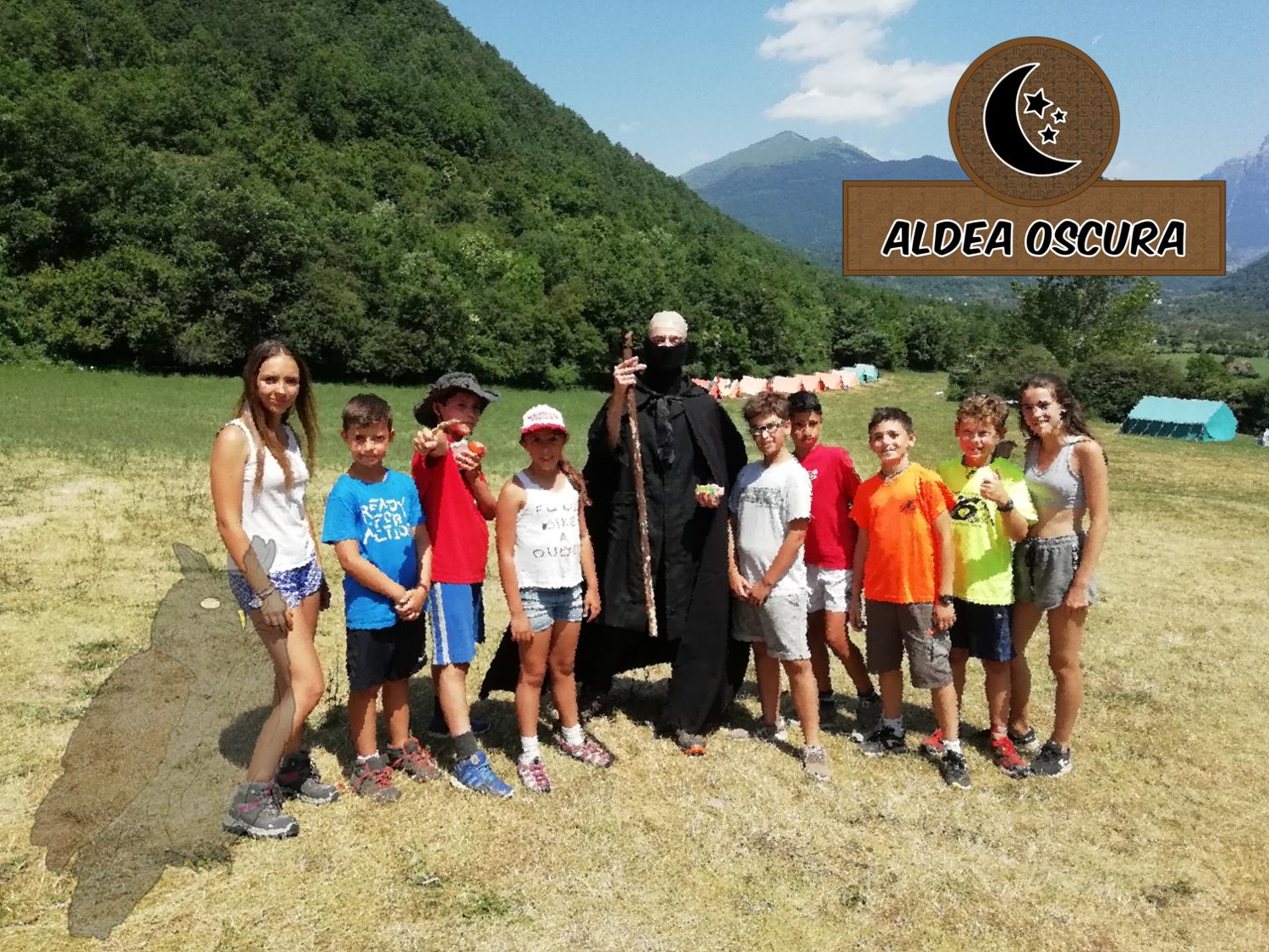 Aldea de la oscuridad | Campamento Turquino 2018
